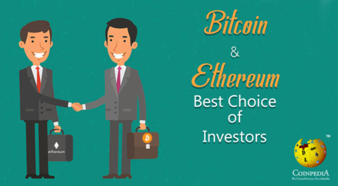 Bitcoin & Ethereum Best Choice of Investors In Hong Kong